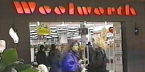 Woolworths in the Court and Arsenal Shopping Center on the outskirts of Lancaster Pennsylvania, where the business began - pictured in 1994