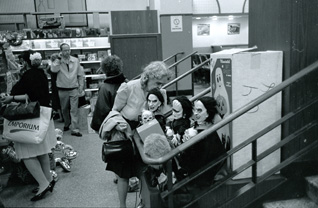 Haunting images of the closure of Woolworths in San Francisco, by an unknown photographer