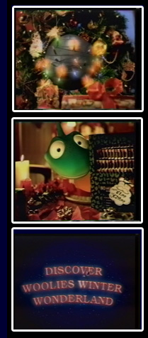 One of Woolworths' best loved television commercials featured the brand character 'Keith the Alien' in 'The Night Before Christmas' (Moving Picture Company/Bates Dorland 1997)