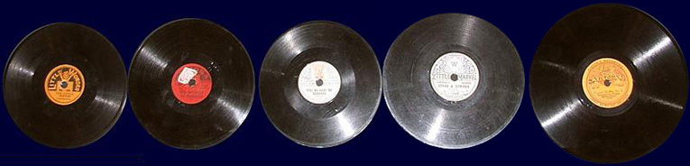 Woolworths' first five million-selling gramophone record labels